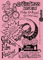 Get Bent - Critical Mass and Film Festival